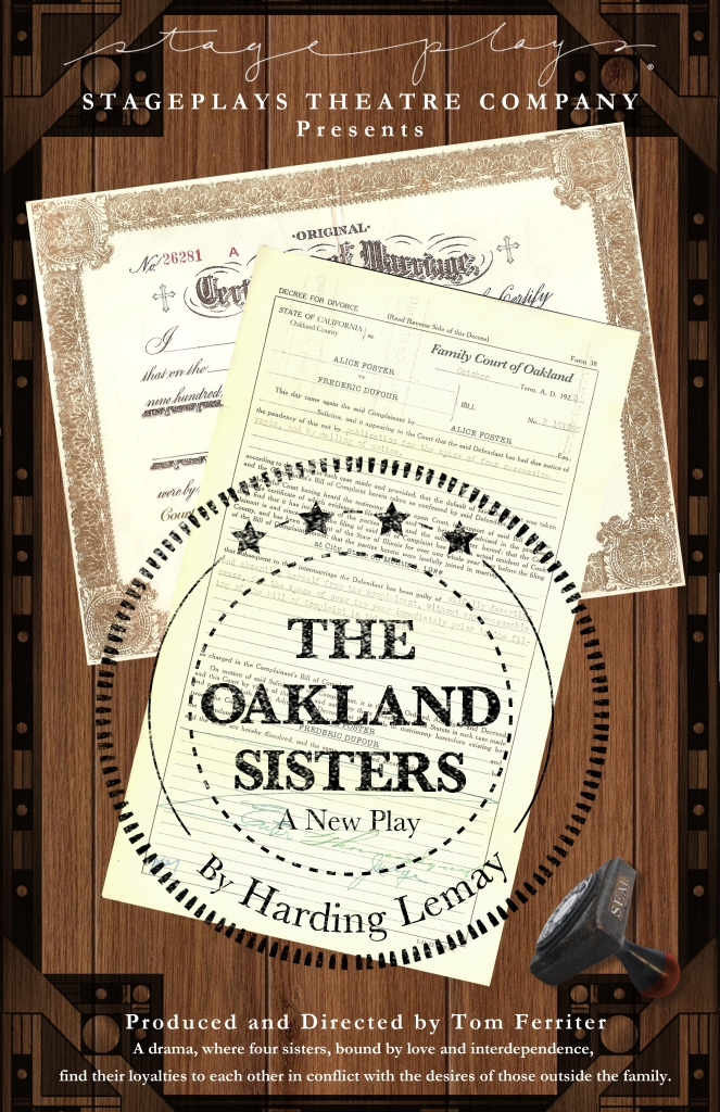 The Oakland Sisters - Poster