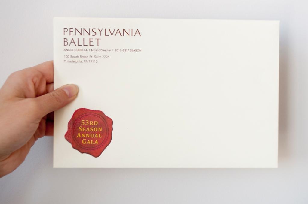 Gala - Envelope