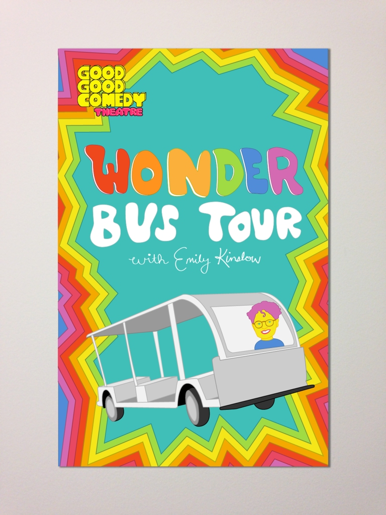 WonderBus Tour - Poster