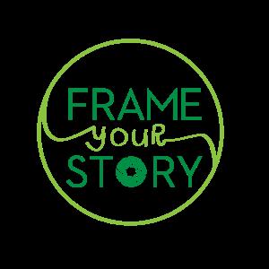 Frame Your Story logo design
