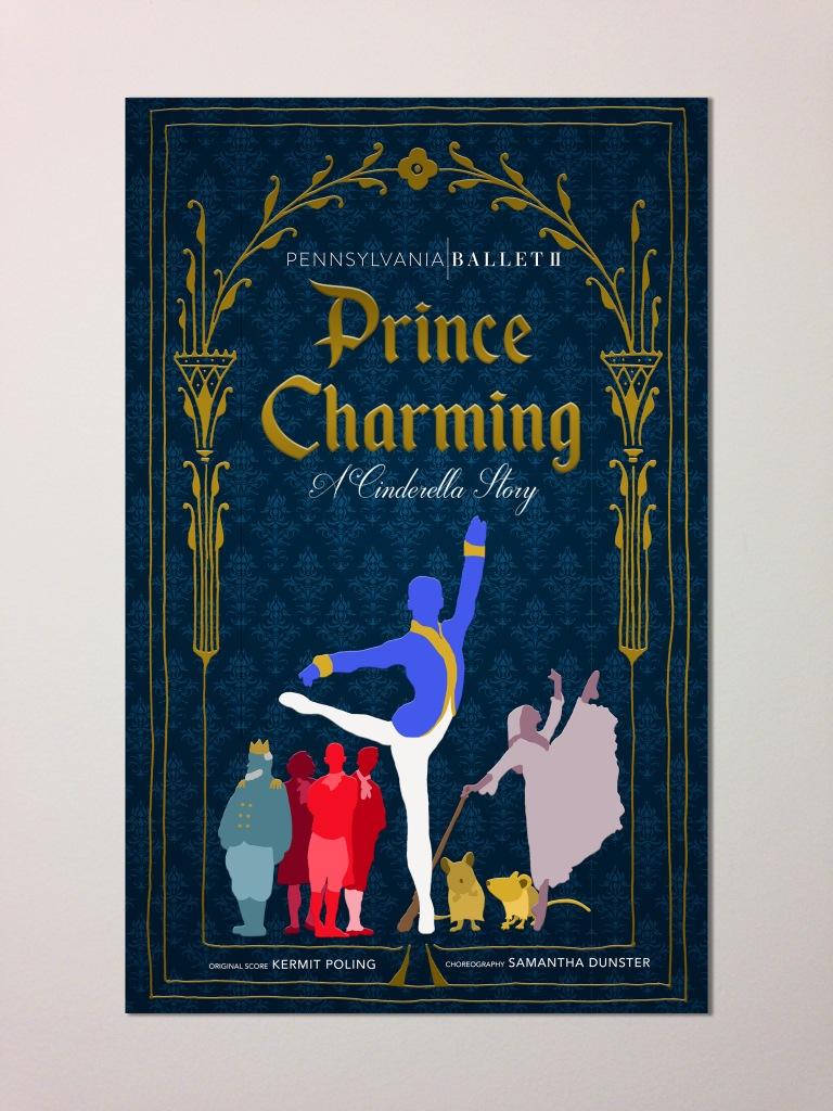 Prince Charming - Poster