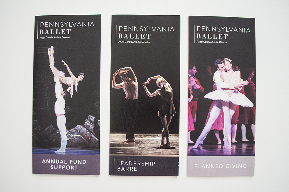 Pennsylvania Ballet - 17/18 Season - Devo Brochure