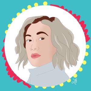 Illustrated Portrait of MILCK